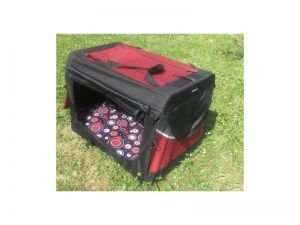 4pet Box Bordo
