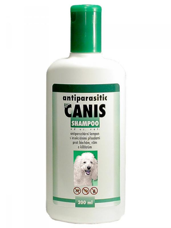 Antiparasitic CANISSHAMPOO 200ml Bioveta