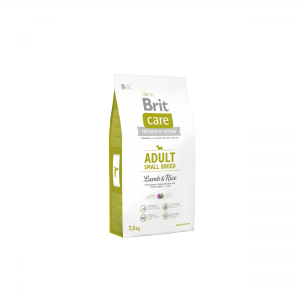 Brit Care Adult Small Breed Lamb & Rice VAFO PRAHA s.r.o.