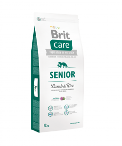 Brit Care Senior Lamb & Rice VAFO PRAHA s.r.o.