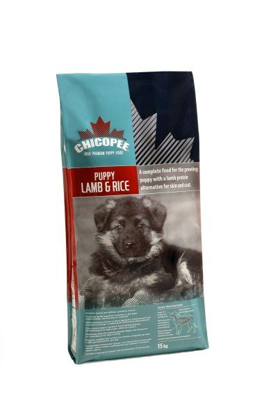 CHICOPEE PUPPY LAMB & RICE 15kg Askino