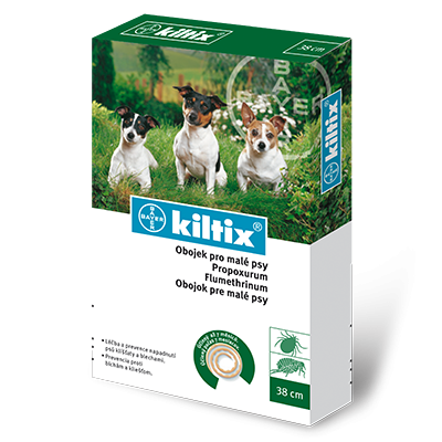 Kiltix obojek BAYER Animal Health