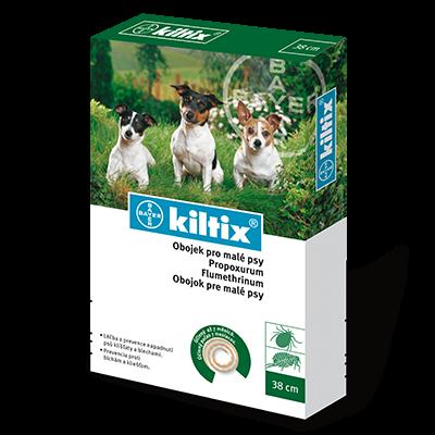 Kiltix obojek BAYER Animal Health