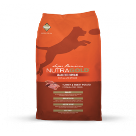 Nutra Gold Grain Free Turkey & Sweet Potato