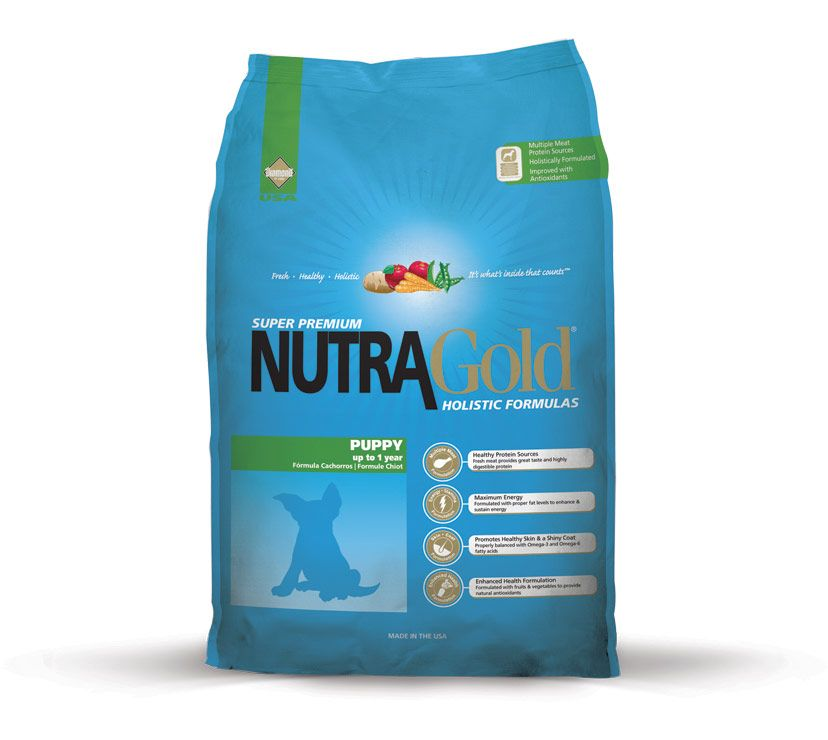 Nutra Gold Holistic Puppy Diamond Petfood USA