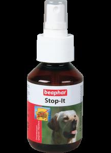 Odpuzovač psů ve spreji interiér Beaphar Stop it 100ml
