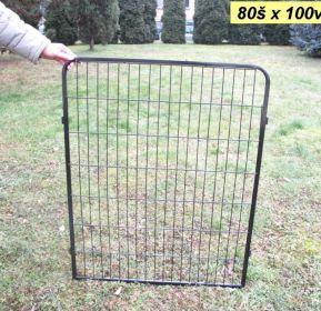 Ohrádka železná 80 x 100