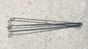 Ohrádka železná 80 x 80