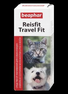 Tablety Beaphar Reisfit proti cestovní nevolnosti