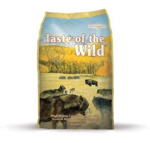 TASTE OF THE WILD High Prairie Canine Taste of the Wild Petfood