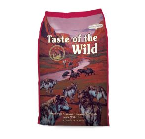 TASTE OF THE WILD Southwest Canyon Canine Taste of the Wild Petfood