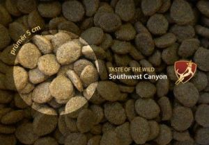TASTE OF THE WILD Southwest Canyon Canine Taste of the Wild Petfood