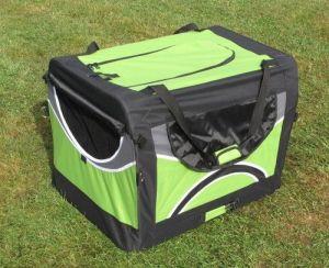 4pet Box Green | Velikost M (61 x 42 x 42) , Velikost L (70 x 52 x 52) , Velikost XL (82 x 58 x 58), Velikost XXL (92 x 64 x 64) , Velikost XXXL (102 x 69 x 69) , Velikost XXXL Plus (102 x 69 x 80)