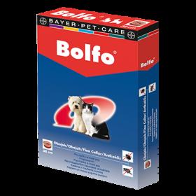 Bolfo obojek | Bolfo 38 obojek pro kočky a malé psy, Bolfo 70 obojek pro velké psy