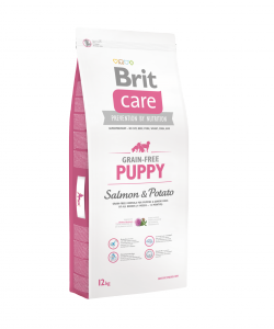 Brit Care Grain-free Puppy Salmon & Potato VAFO PRAHA s.r.o.