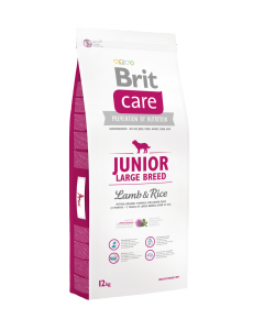 Brit Care Junior Large Breed Lamb & Rice VAFO PRAHA s.r.o.