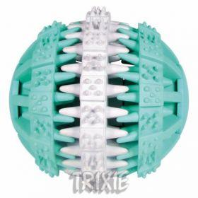 DENTAfun míček s mátou zeleno/bílý TRIXIE