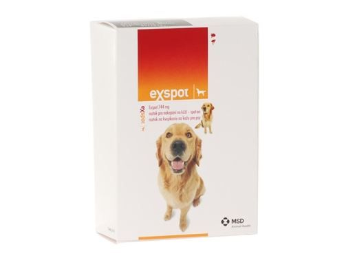 EXspot Spot On Dogs Intervet s.r.o. MSD Animal Health