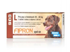 Fipron Spot-On Dog Bioveta
