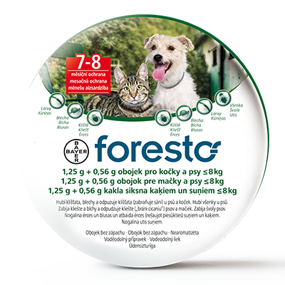 Foresto obojek BAYER Animal Health
