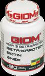 GIOM Mega 3 Beta karoten