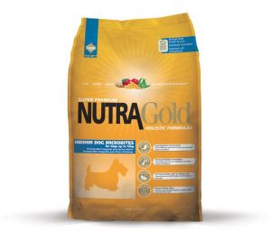 Nutra Gold Holistic Indoor Dog Microbite