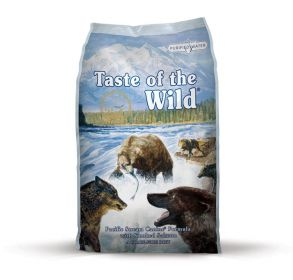 TASTE OF THE WILD Pacific Stream Canine Taste of the Wild Petfood